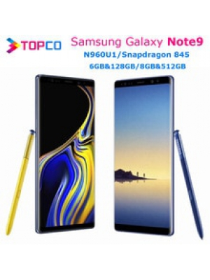 Samsung Galaxy Note 9 64 Гб, смартфон